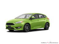 2018 Ford Focus Hatchback SE | Photo 3 | Outrageous Green Metallic