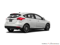 2018 Ford Focus Hatchback SEL | Photo 2 | Oxford White