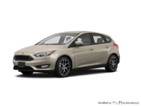 2018 Ford Focus Hatchback SEL | Photo 3 | White Gold