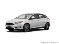 2018 Ford Focus Hatchback SEL | Photo 3 | Oxford White