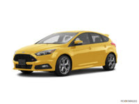 2018 Ford Focus Hatchback ST | Photo 3 | Triple Yellow