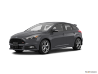 2018 Ford Focus Hatchback ST | Photo 3 | Magnetic Metallic