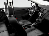 2018 Ford Focus Hatchback TITANIUM | Photo 1 | Charcoal Black Leather
