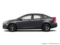 2018 Ford Focus Sedan SE | Photo 1 | Magnetic Metallic