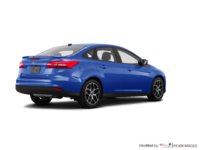 2018 Ford Focus Sedan SE | Photo 2 | Lightning Blue