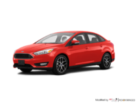 2018 Ford Focus Sedan SE | Photo 3 | Hot Pepper Red Metallic