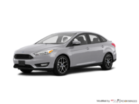 2018 Ford Focus Sedan SE | Photo 3 | Ingot Silver Metallic