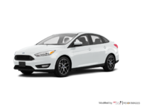 2018 Ford Focus Sedan SE | Photo 3 | Oxford White