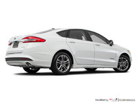 Ford Fusion Hybride S 2018
