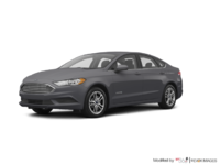 2018 Ford Fusion Hybrid SE | Photo 3 | Magnetic