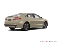 2018 Ford Fusion Hybrid TITANIUM | Photo 2 | White Gold