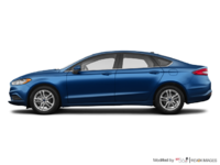 2018 Ford Fusion S | Photo 1 | Lightning Blue