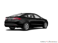 2018 Ford Fusion S | Photo 2 | Shadow Black