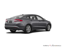 2018 Ford Fusion S | Photo 2 | Magnetic