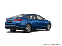 2018 Ford Fusion S | Photo 2 | Lightning Blue