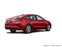 2018 Ford Fusion S | Photo 2 | Ruby Red