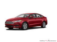 2018 Ford Fusion S | Photo 3 | Ruby Red