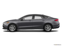 2018 Ford Fusion SE | Photo 1 | Magnetic