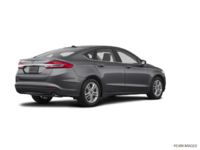 2018 Ford Fusion SE | Photo 2 | Magnetic