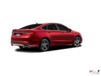2018 Ford Fusion SPORT | Photo 2 | Ruby Red