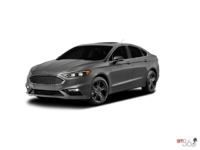 2018 Ford Fusion SPORT | Photo 3 | Magnetic