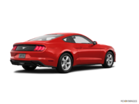 2018 Ford Mustang EcoBoost Fastback | Photo 2 | Race Red
