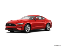 2018 Ford Mustang EcoBoost Fastback | Photo 3 | Race Red