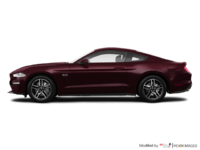 2018 Ford Mustang GT Fastback | Photo 1 | Royal Crimson Metallic Tinted Clearcoat