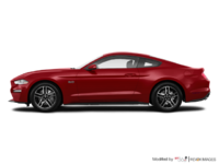 2018 Ford Mustang GT Fastback | Photo 1 | Ruby Red Metallic Tinted Clearcoat