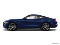 2018 Ford Mustang GT Premium Fastback | Photo 1 | Kona Blue