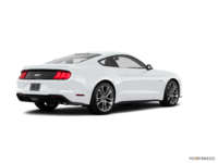 2018 Ford Mustang GT Premium Fastback | Photo 2 | Oxford White