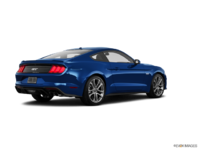 2018 Ford Mustang GT Premium Fastback | Photo 2 | Lightning Blue Metallic
