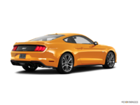 2018 Ford Mustang GT Premium Fastback | Photo 2 | Orange Fury Metallic Tri-Coat
