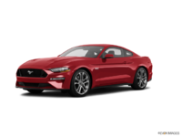 2018 Ford Mustang GT Premium Fastback | Photo 3 | Ruby Red Metallic Tinted Clearcoat