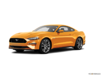 2018 Ford Mustang GT Premium Fastback | Photo 3 | Orange Fury Metallic Tri-Coat