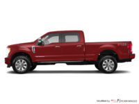 2018 Ford Super Duty F-350 PLATINUM | Photo 1 | Ruby Red