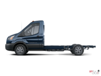 2018 Ford Transit CC-CA CHASSIS CAB | Photo 1 | Blue Jeans Metallic