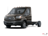 2018 Ford Transit CC-CA CHASSIS CAB | Photo 3 | Stone Grey Metallic