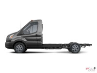 2018 Ford Transit CC-CA CHASSIS CAB | Photo 1 | Magnetic Metallic