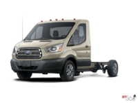 2018 Ford Transit CC-CA CHASSIS CAB | Photo 3 | White Gold Metallic