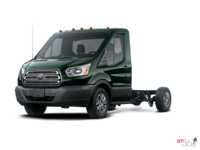2018 Ford Transit CC-CA CHASSIS CAB | Photo 3 | Green Gem Metallic