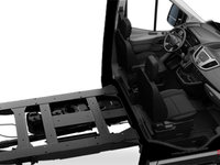 2018 Ford Transit CC-CA CHASSIS CAB | Photo 1 | Charcoal Leather (LB)