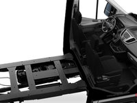 2018 Ford Transit CC-CA CHASSIS CAB | Photo 1 | Charcoal Cloth (CB)