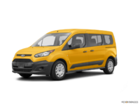2018 Ford Transit Connect XL WAGON | Photo 3 | School Bus Yellow