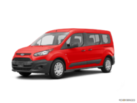 2018 Ford Transit Connect XL WAGON | Photo 3 | Race Red