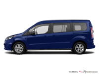2018 Ford Transit Connect XLT WAGON | Photo 1 | Deep Impact Blue Metallic