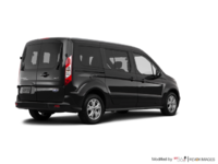2018 Ford Transit Connect XLT WAGON | Photo 2 | Shadow Black