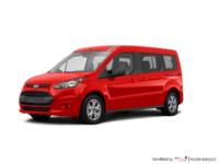 2018 Ford Transit Connect XLT WAGON | Photo 3 | Race Red