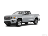 2018 GMC Canyon SLE | Photo 3 | Quicksilver Metallic