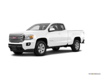 2018 GMC Canyon SLE | Photo 3 | Summit White